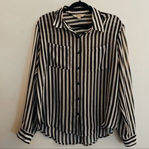 Decree striped shirt